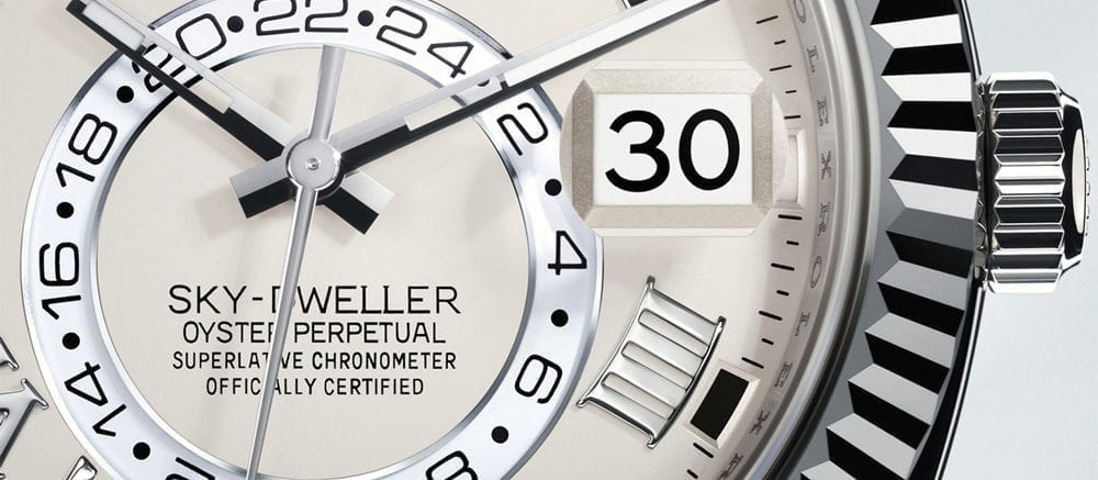 Sky-Dweller watch