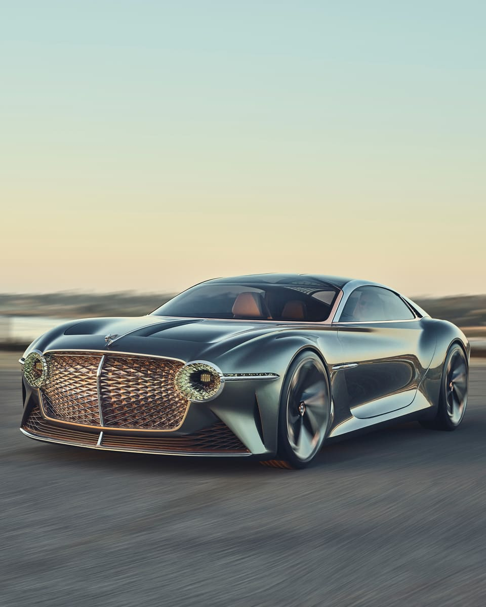 2019 Bentley EXP 100 GT