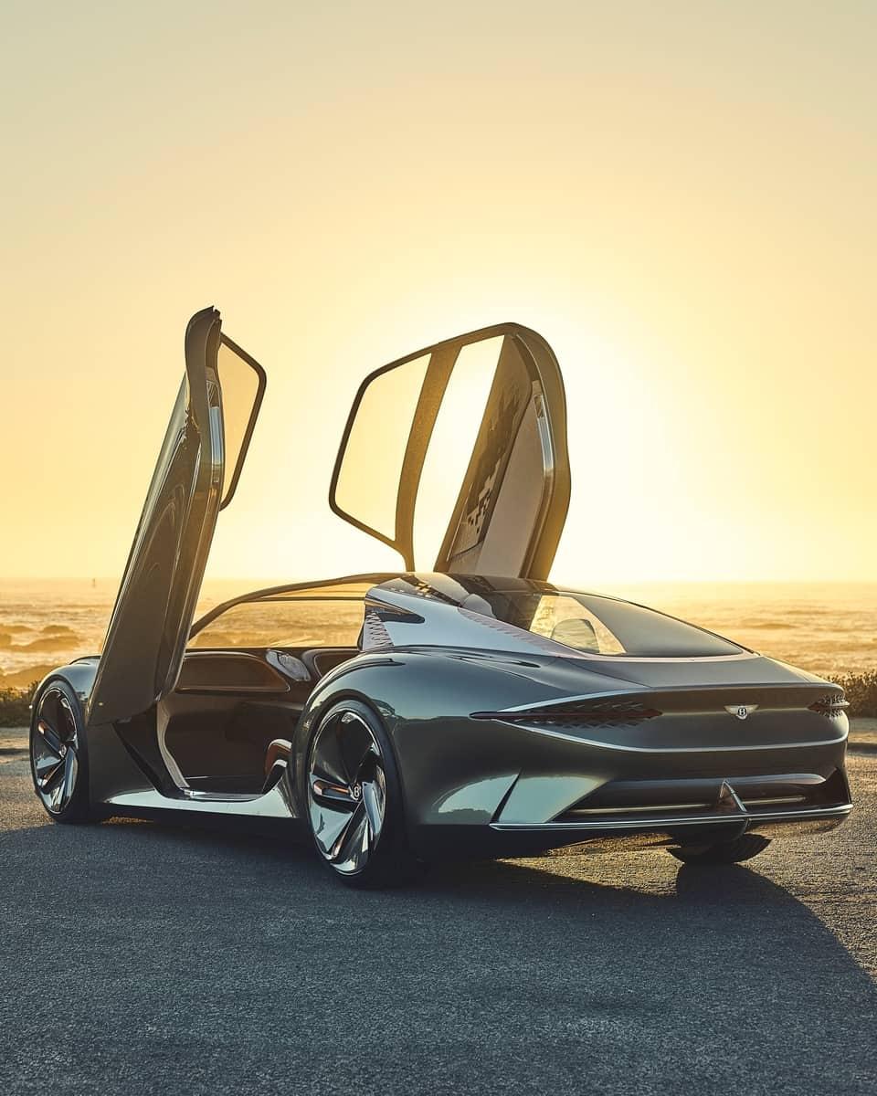 2019 Bentley EXP 100 GT